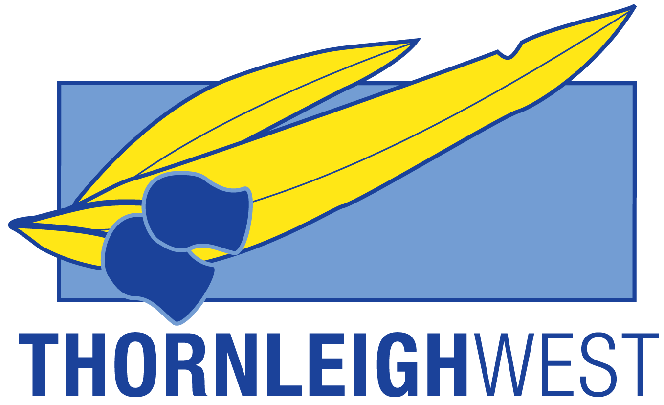 THORNLEIGH WEST PUBLIC SCHOOL logo
